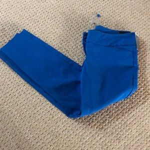 NWT The Limited Blue Ankle Pants